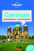 Lonel German Phrasebook (Lonely Planet Phrasebook: German) Cover