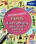 Lonely Planet Not for Parents Paris