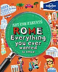 Lonely Planet Not for Parents Rome