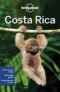 Lonely Planet Costa Rica (Lonely Planet Costa Rica)