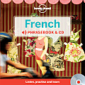 French Phrasebook and Audio CD (Lonely Planet Phrasebook: French)