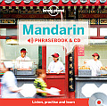 Mandarin Phrasebook and Audio CD (Lonely Planet Phrasebook: Mandarin)