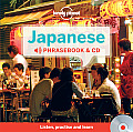 Japanese Phrasebook and Audio CD (Lonely Planet Phrasebook: Japanese)