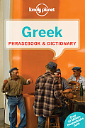 Lonely Planet Greek Phrasebook (Lonely Planet Phrasebook: Greek)