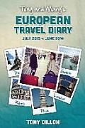 Tony and Mary's European Travel Diary
