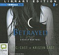 Betrayed (House of Night Novels) Cover