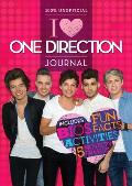 I Heart One Direction Journal: 100% Unofficial
