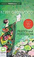 Phryne Fisher Mystery #20: Murder and Mendelssohn
