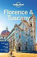 Lonely Planet Florence & Tuscany 9th Edition