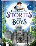 Five Mintue Stories for Boys