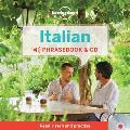 Lonely Planet Italian Phrasebook...
