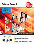 California Science Grade 4: Solaro Study Guide