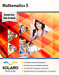 Common Core Mathematics Grade 5: Solaro Study Guide