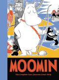 Moomin Book Seven: The Complete Tove Jansson Comic Strip (Moomin) Cover