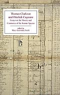 Thomas Clarkson and Ottobah Cugoano: Essays on the Slavery and Commerce of the Human Species