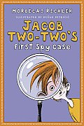 Jacob Two-Two-'s First Spy Case Cover