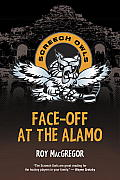 Face-Off at the Alamo (Screech Owls) Cover
