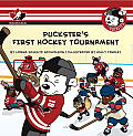 Puckster's First Hockey Tournament