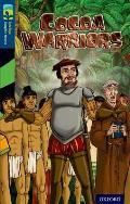 Oxford Reading Tree Treetops Graphic Novels: Level 14: Cocoa Warriors