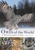 Owls of the World: A Photographic Guide Cover