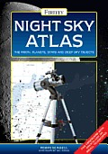 Night Sky Atlas The Moon Planets Stars & Deep Sky Objects 2nd Edition Updated & Re