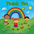 Thank You (Child's Book of Prayers)
