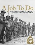 A Job to Do: New Zealand Soldiers of 'The DIV' Write about Their World War Two