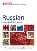 Berlitz Russian Phrase Book & Dictionary