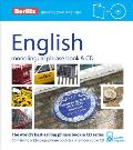 Berlitz English Phrase Book and CD [With Phrase Book] (Berlitz Phrase Book & CD)