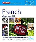 Berlitz French Phrase Book and CD (Phrase Book & CD)