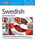 Berlitz Swedish Phrase Book & CD