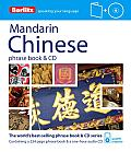 Berlitz Mandarin Chinese Phrase Book and CD [With Book]