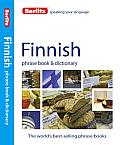 Berlitz Finnish Phrase Book & Dictionary (Phrase Book)