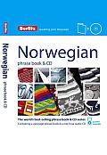 Berlitz Norwegian Phrase Book & CD [With Phrase Book] (Berlitz Phrase Book & CD)