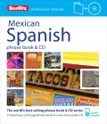 Berlitz Mexican Spanish Phrase Book & CD (Phrase Book & CD)