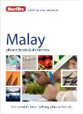 Berlitz Malay Phrase Book & Dictionary (Phrase Book)