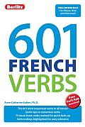 601 French Verbs 2nd Edition
