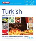 Berlitz Turkish Phrase Book & CD