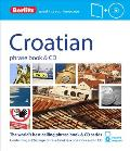 Berlitz Croatian Phrase Book & Dictionary [With CD (Audio)]