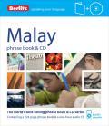 Berlitz Malay Phrase Book & CD (Phrase Book & CD)
