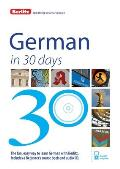 Berlitz German in 30 Days (In 30 Days)