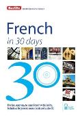 Berlitz French in 30 Days (In 30 Days)