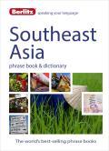 Berlitz Language: Southeast Asia Phrase Book & Dictionary: Burmese, Thai, Vietnamese, Khmer & Lao (Berlitz Phrasebooks)