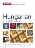 Berlitz Language Hungarian Phrase Book & Dictionary