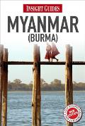 Insight Guide Myanmar Burma 9th Edition