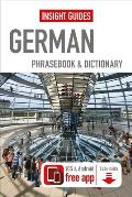 Insight Guides Phrasebooks German (Insight Guides Phrasebooks & Dictionaries)
