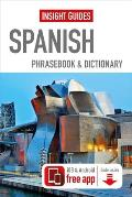 Insight Guides Phrasebooks Spanish (Insight Guides Phrasebooks & Dictionaries)