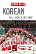 Insight Guides Phrasebooks: Korean (Insight Guides Phrasebooks & Dictionaries)