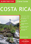 Globetrotter Costa Rica Travel Guide [With Map]