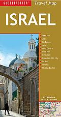 Globetrotter Israel Travel Map (Globetrotter Travel Maps)